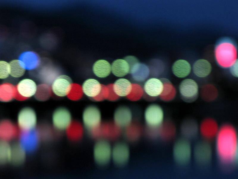 太田川夜景