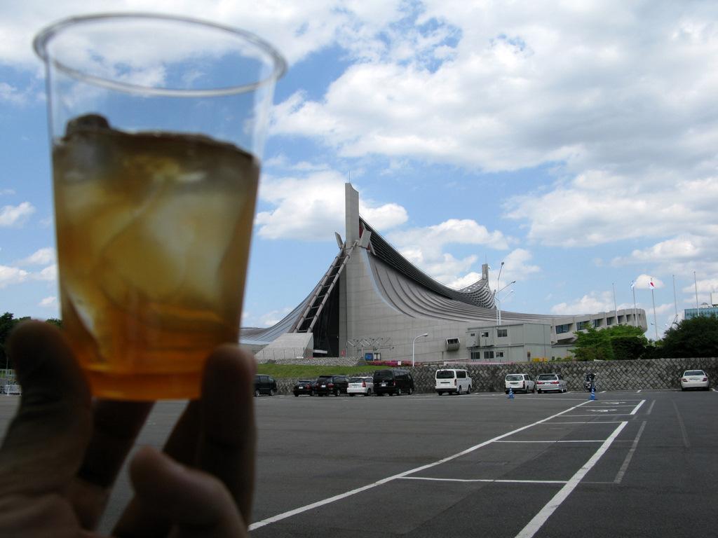 タイフェス2010で出会った泡盛梅酒