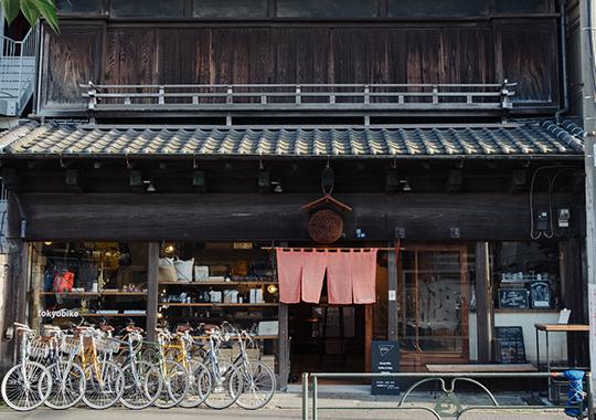 Tokyobike Shop&Rentals 谷中